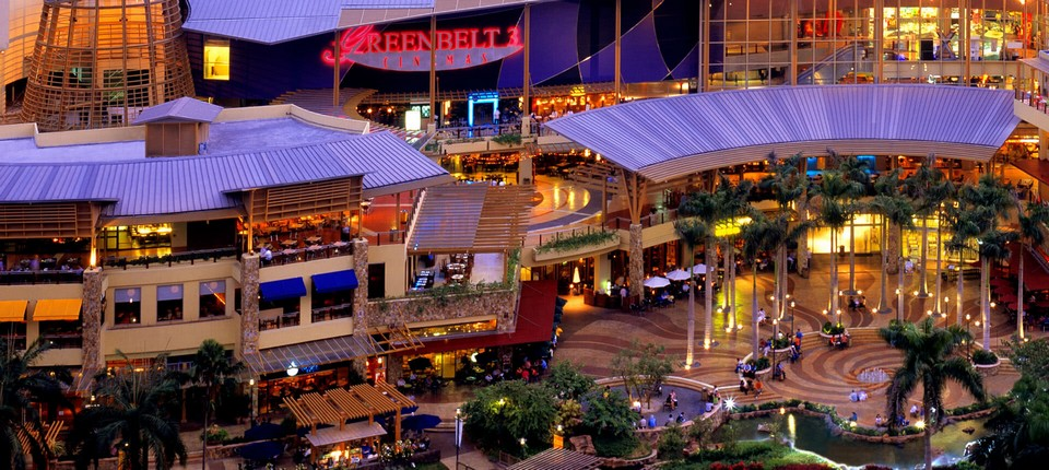 | best shopping places in philippines