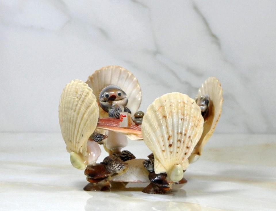 Modified-Beautiful-Sea-Shell-Souvenir-Top-View