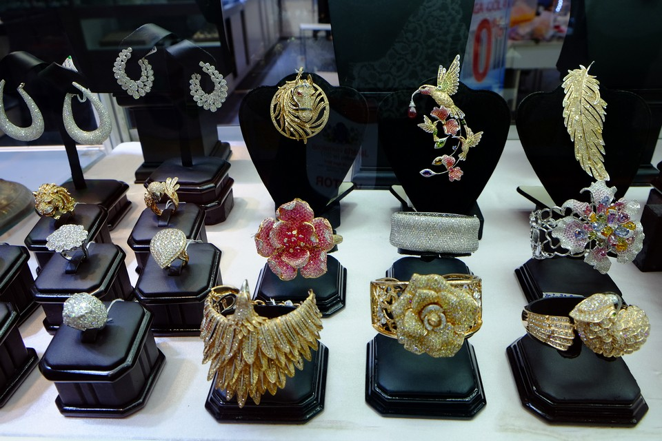 Indonesian gifts Jewelry and gems (1)