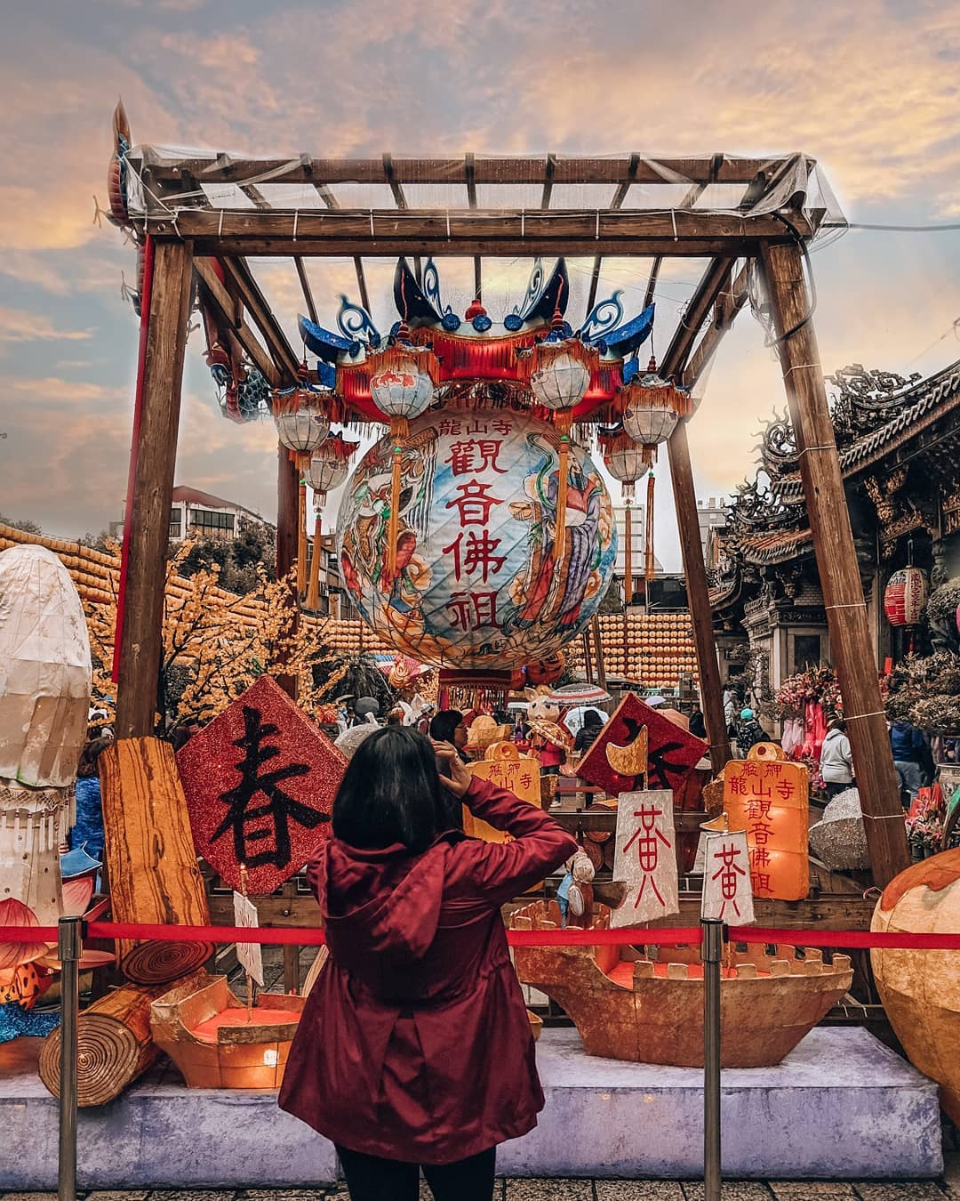 longshan temple (2)