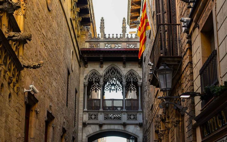 Gothic Quarter Barcelona (Barri Gòtic)