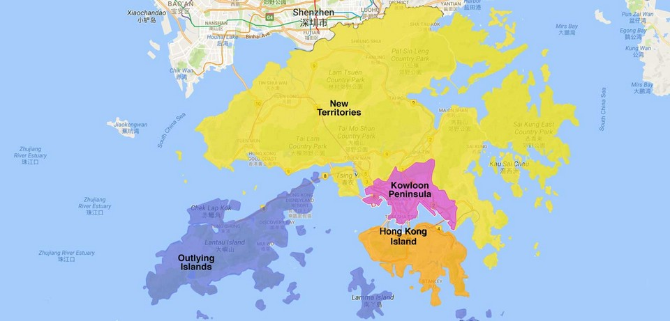 New Territories Hong Kong (1)