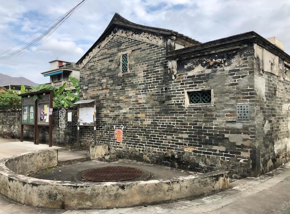 kat hing wai walled village hong kong (1)