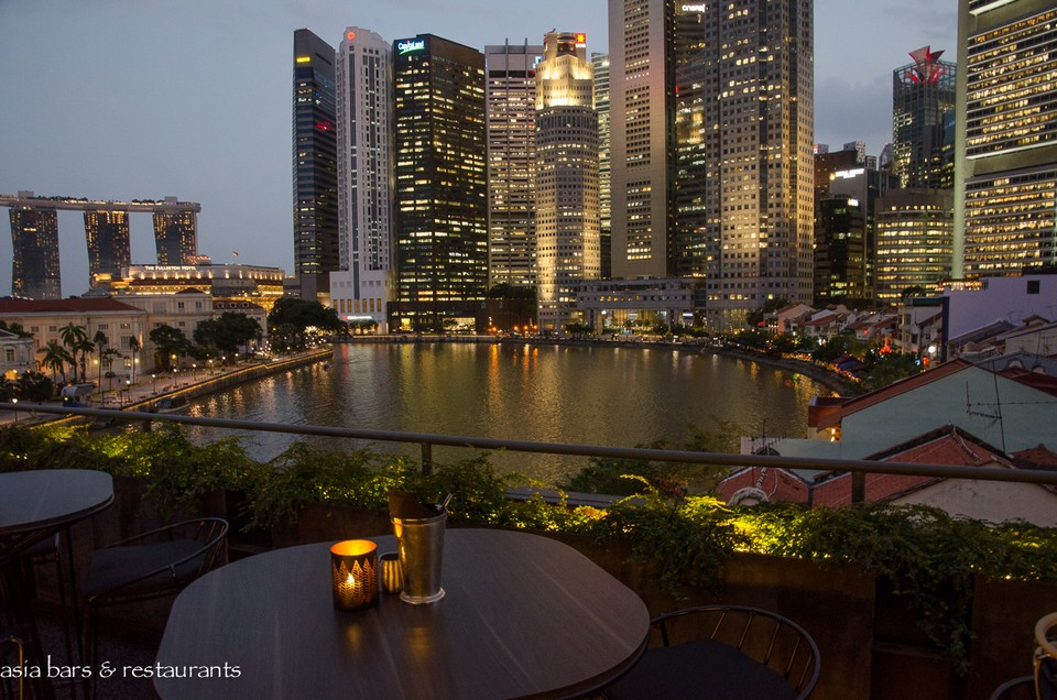Best sky bar in Singapore SOUTHBRIDGE (6)