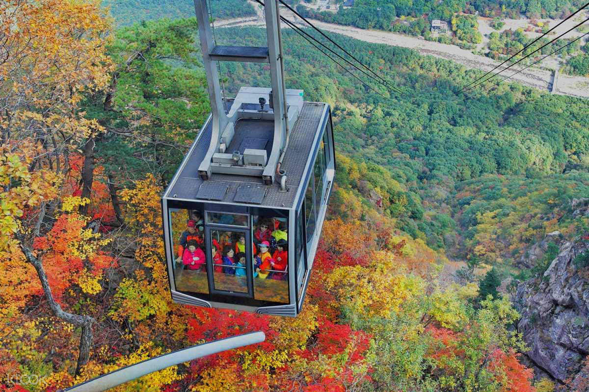 Seoraksan cable car