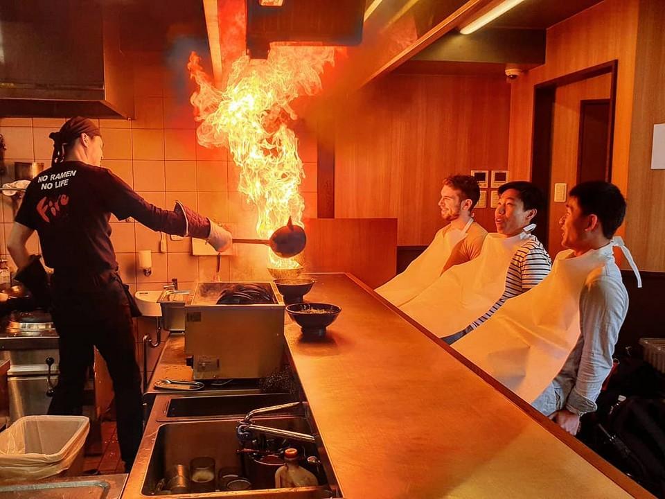 Menbaka Fire Ramen