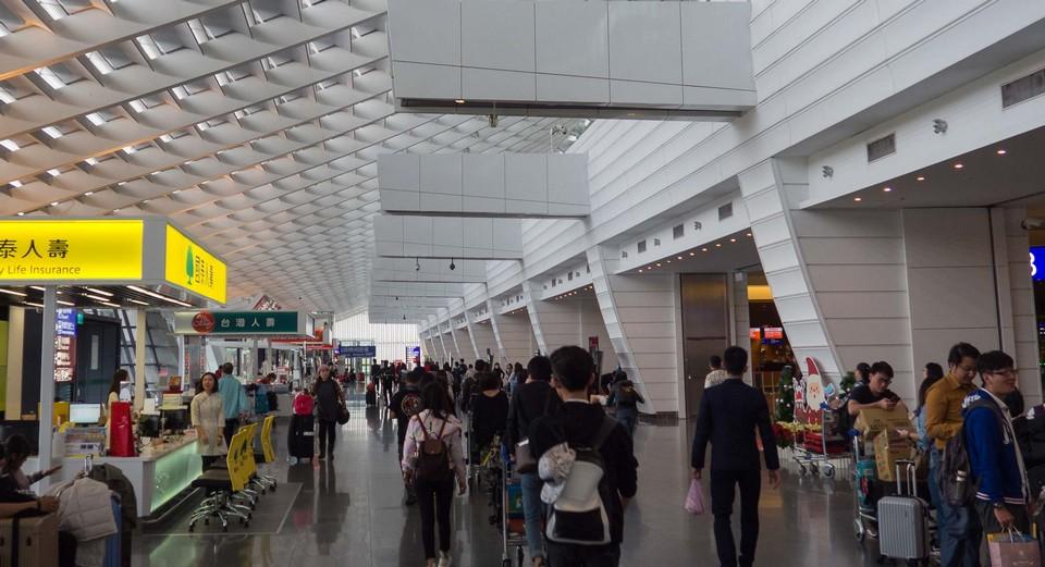 Taoyuan International Airport, Taiwan