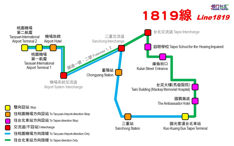 How To Get From Taoyuan Airport To Taipei 3 Best Ways