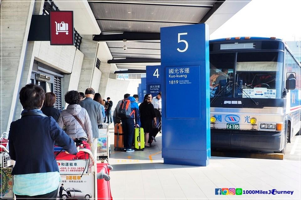 1819 bus in Taiwan