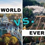 Lotte World vs Everland — Which theme park should you go?