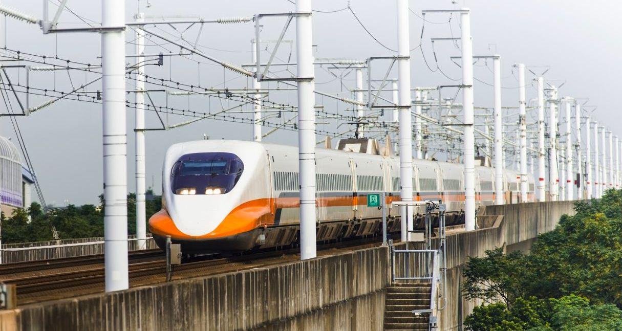 Taiwan HSR train