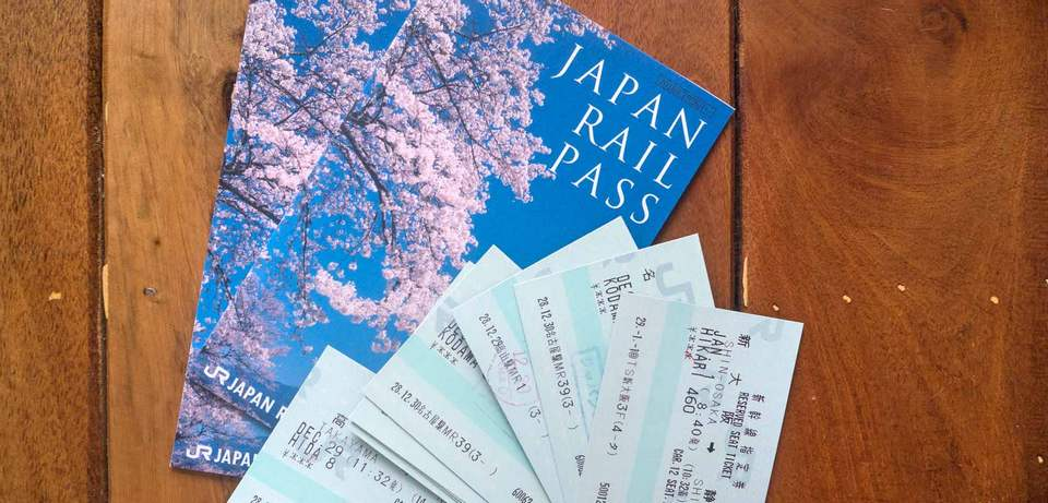 JR Pass All Japan