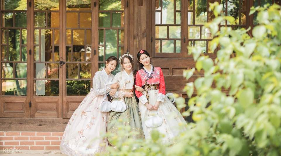 Oneday Hanbok rental.