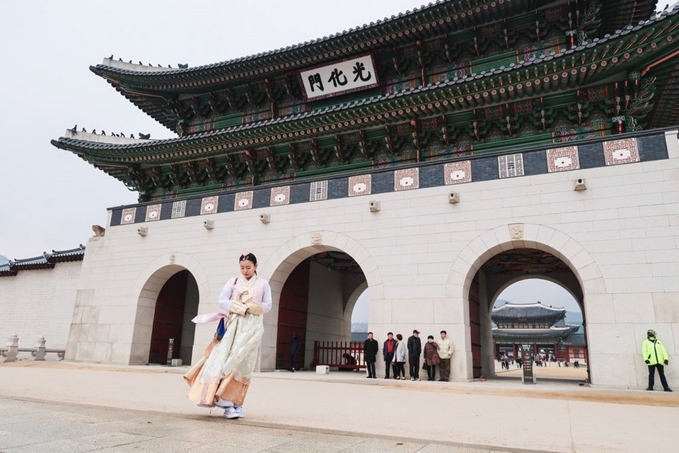 Royal Palace of Korea – A famous holiday destination