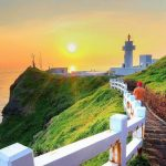 Bitoujiao Taiwan travel blog — Explore Bitoujiao – Jiufen – Shifen in 1 day