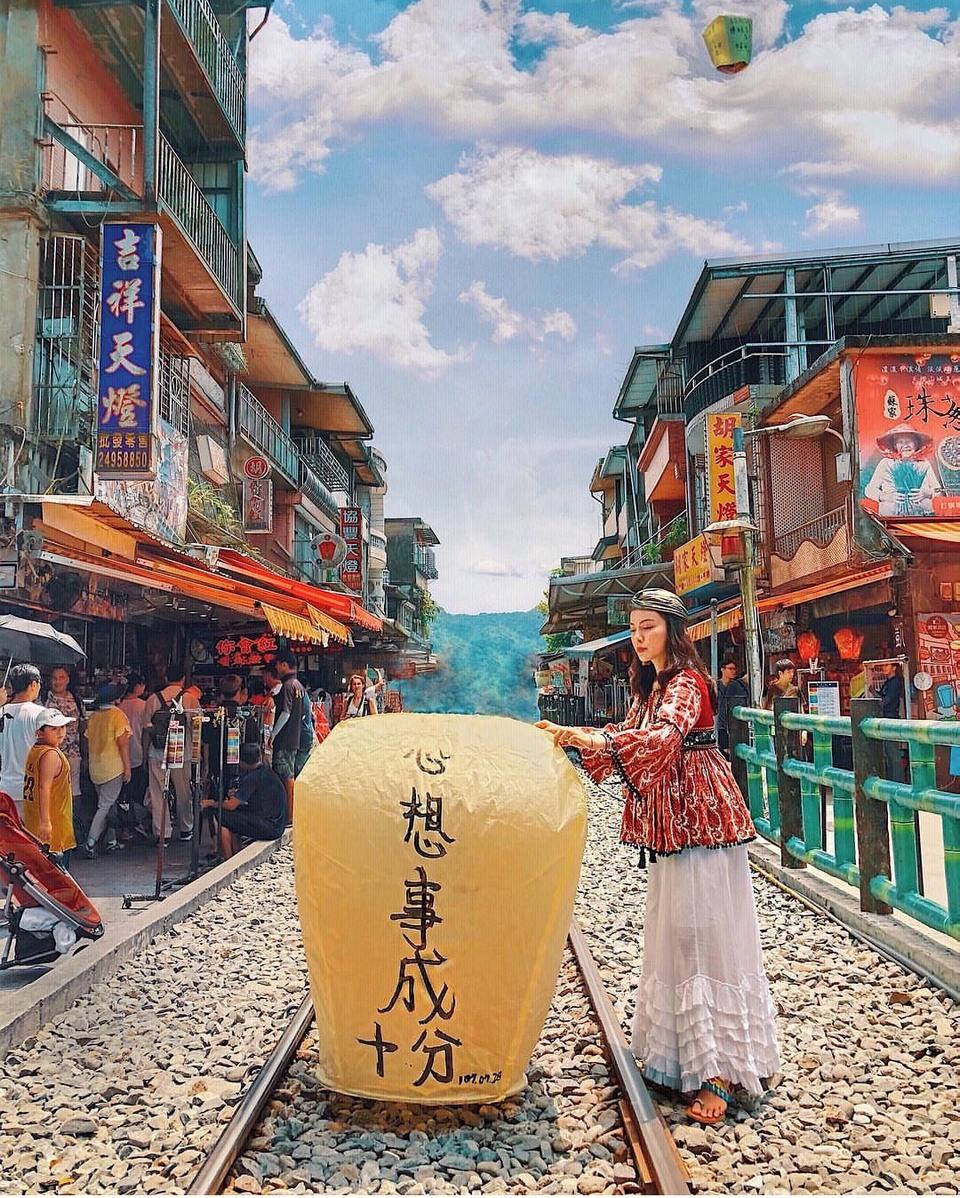 Shifen lantern