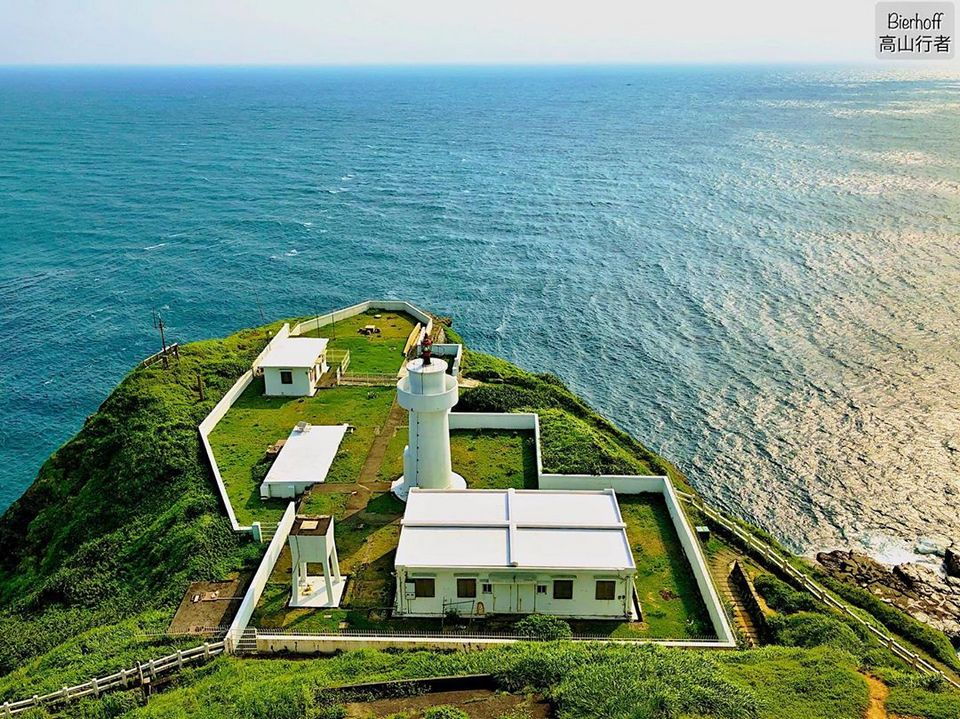 Bitou Cap lighthouse