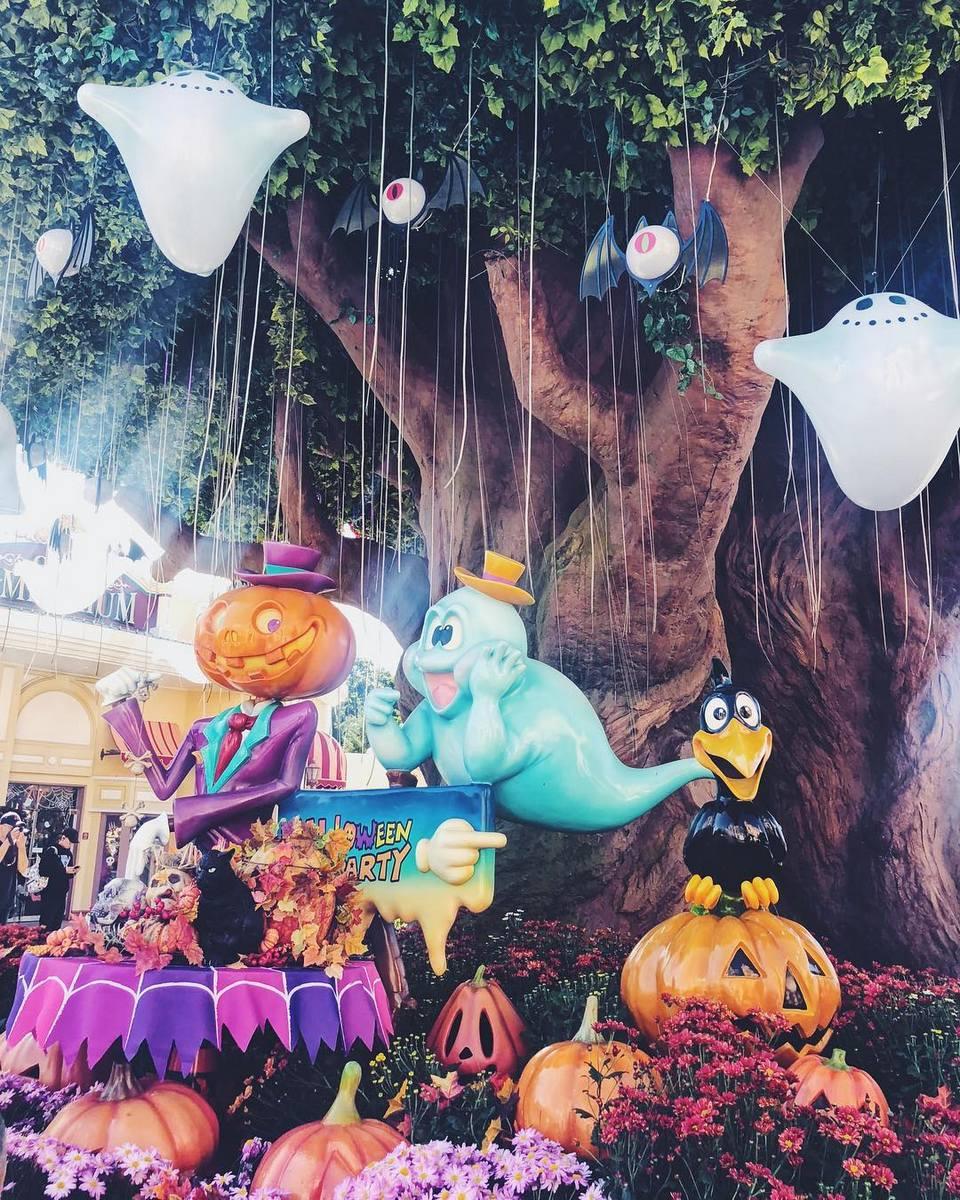 everland halloween