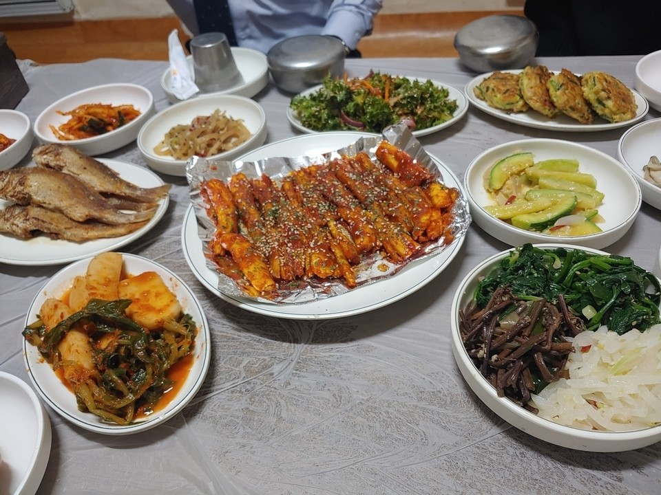 gyeongju traditional cuisine