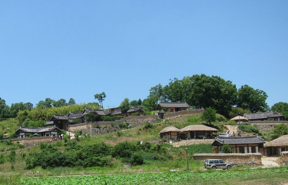 gyeongju houses