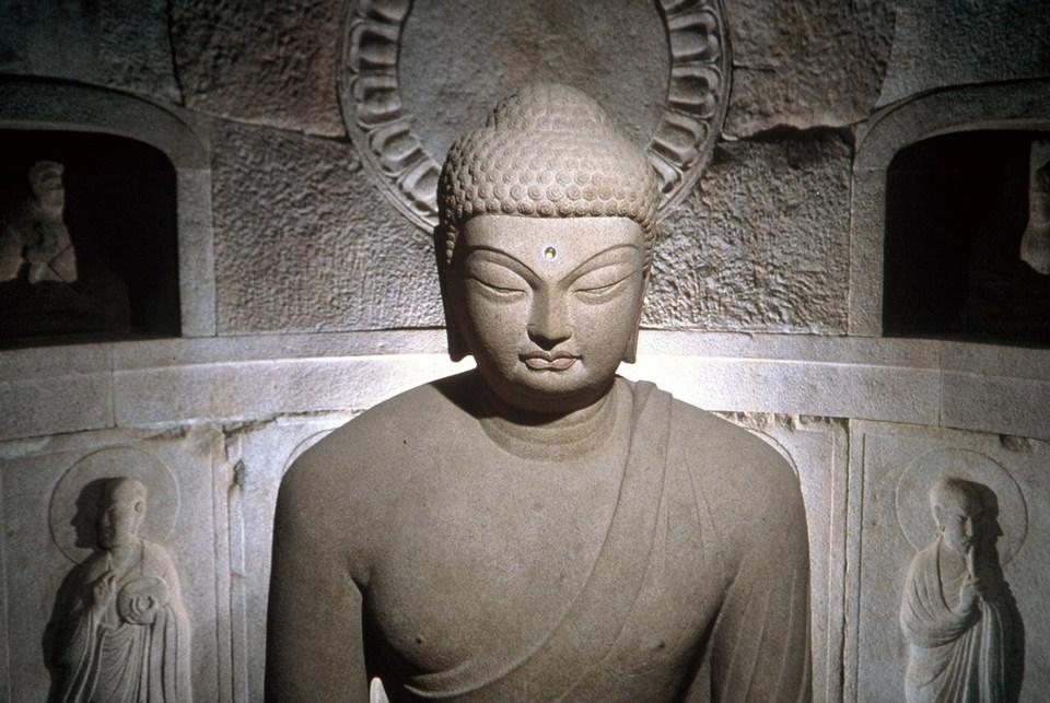 seokguram buddhist cave