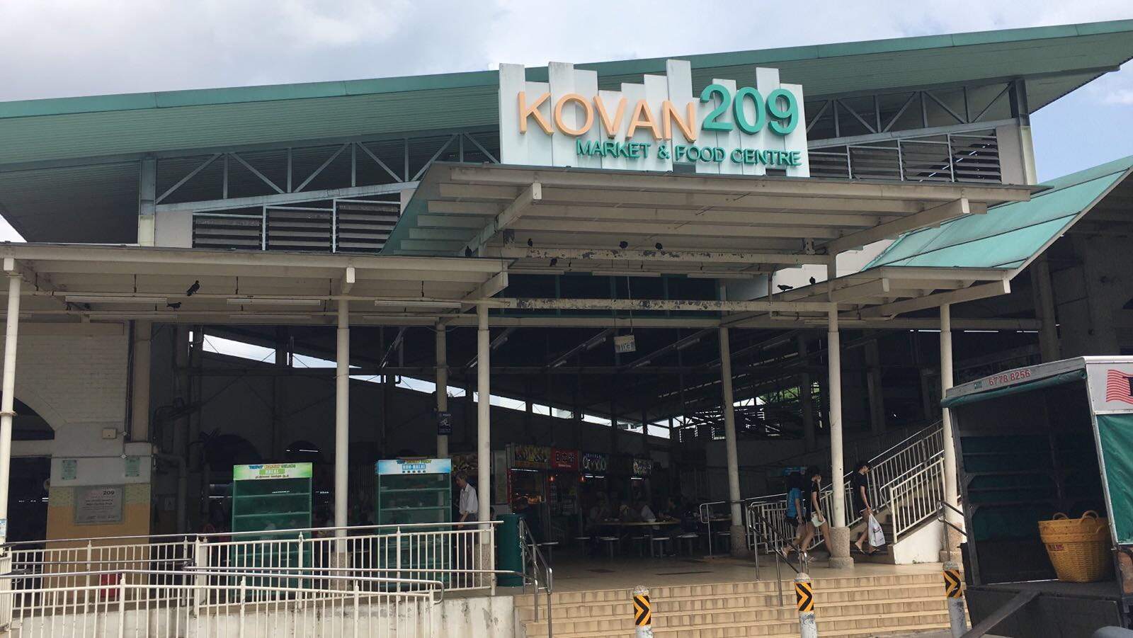 Kovan pickup point Singapore Malaysia