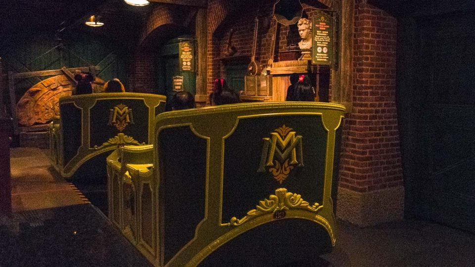 mystic manor disneyland