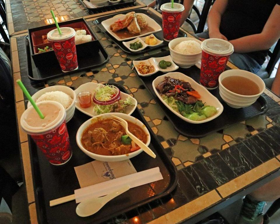 asian cuisine hong kong disneyland