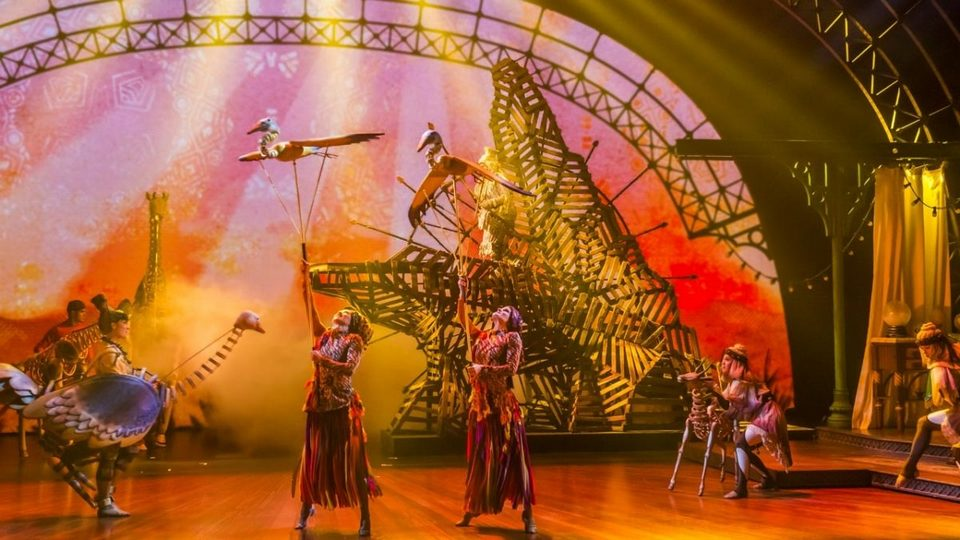 lion king show hong kong disneyland