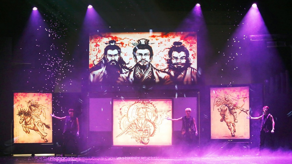 the painters hero korea