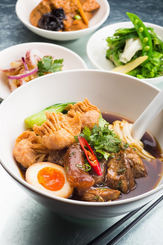 Regent beef noodles bowl