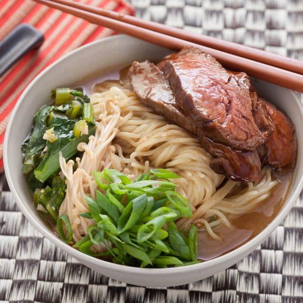 American beef shoulder noodles