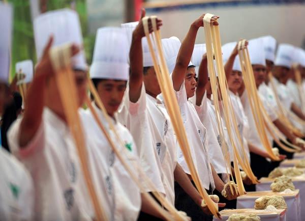 Beef Noodles Festival