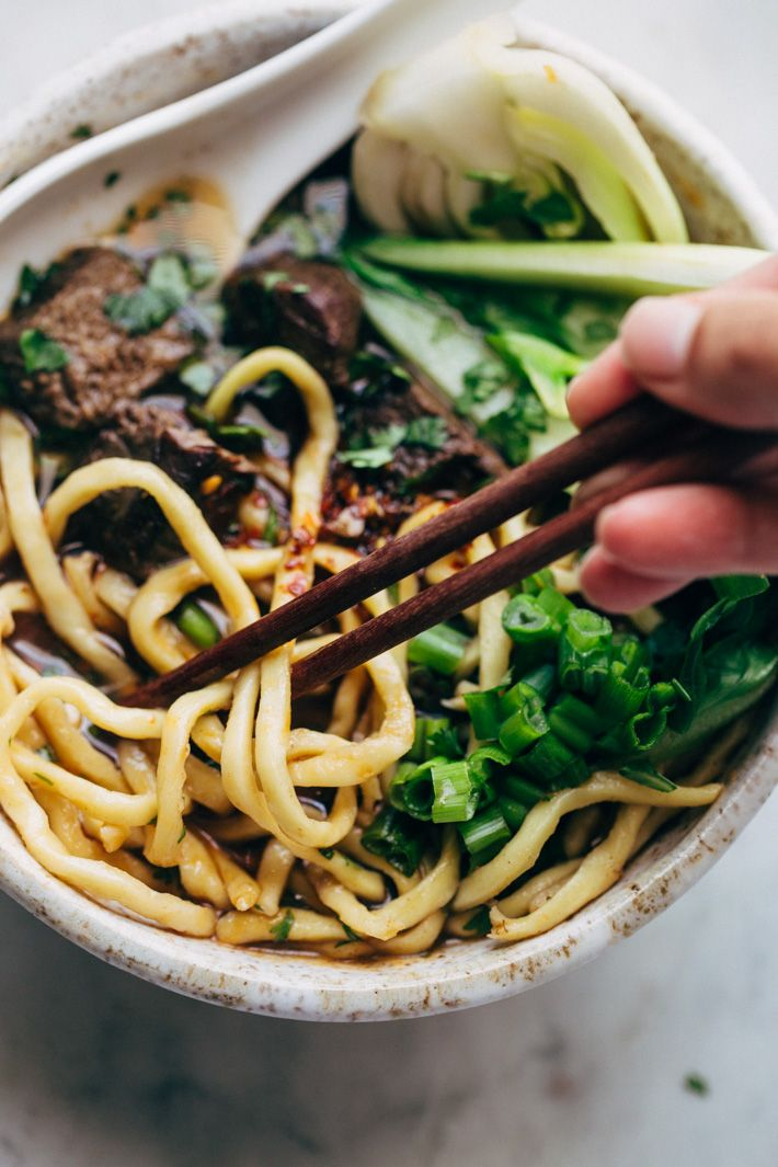 Taiwanese chewy noodle