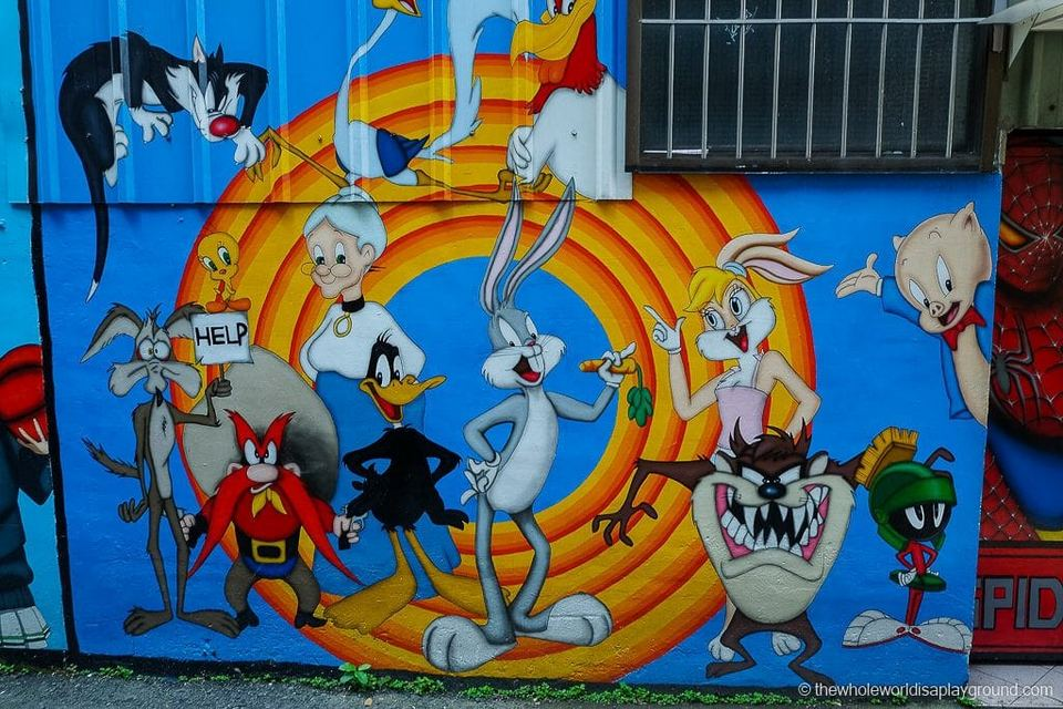 Animation Alley.