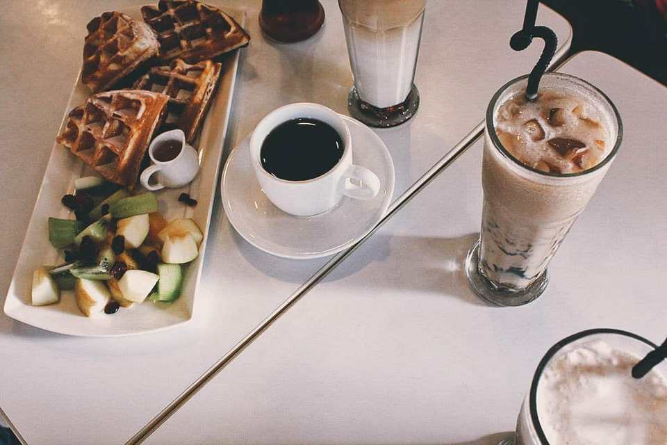 Taichung coffe