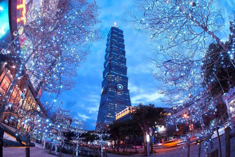 Taipei City in Taiwan