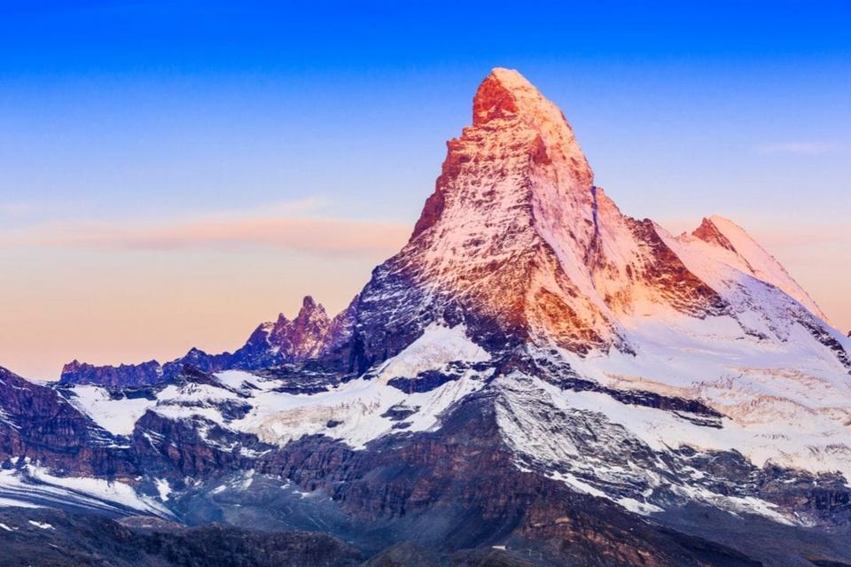 The Matterhorn Peak