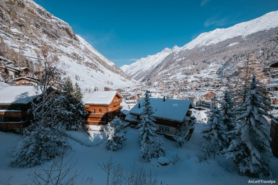 Zermatt view