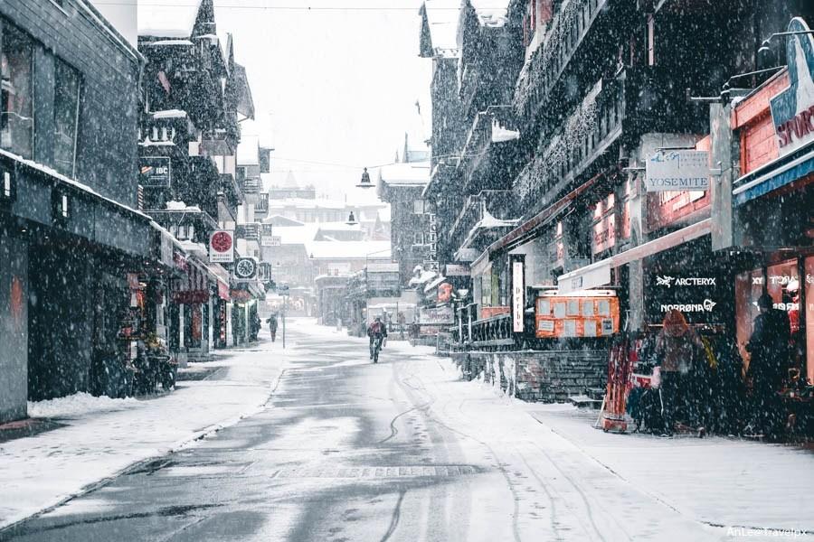 Zermatt - the fairy tale village