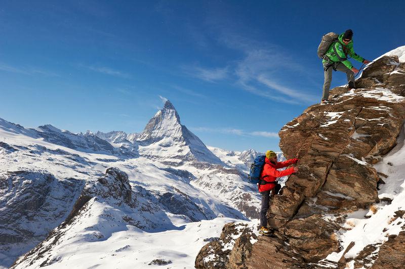 Climb the Matterhorn Peak