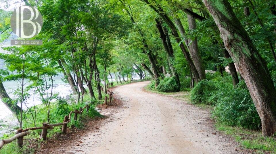 Nami island itinerary