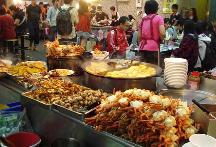 taiwan street food