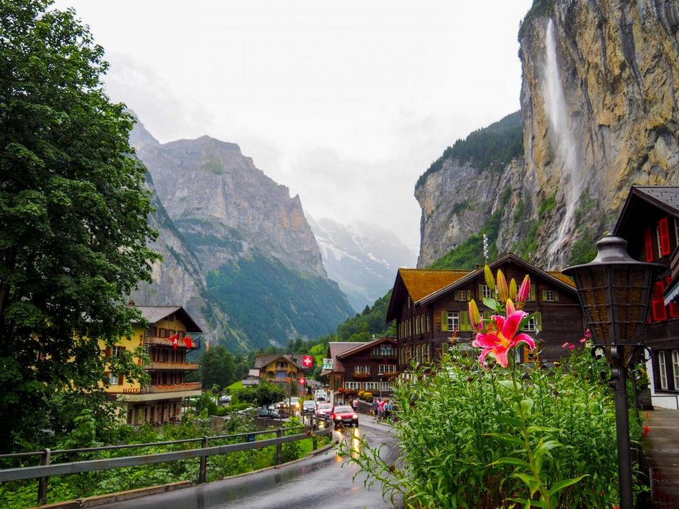 Lauterbrunne Valley