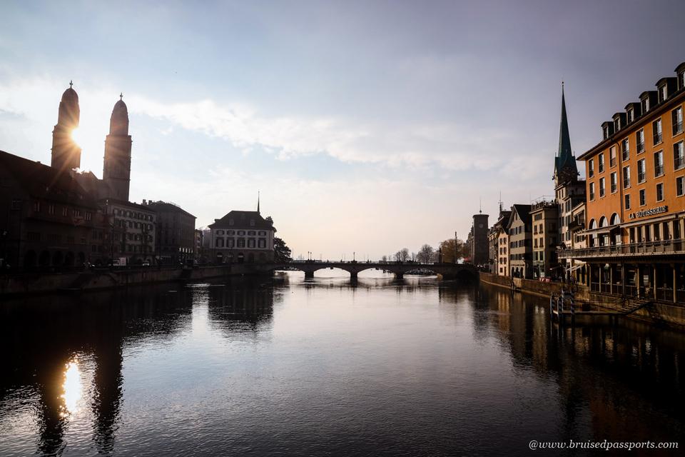 Zurrich city