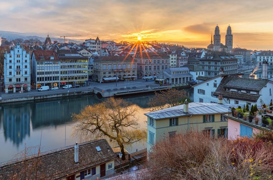 Zurich quaint city