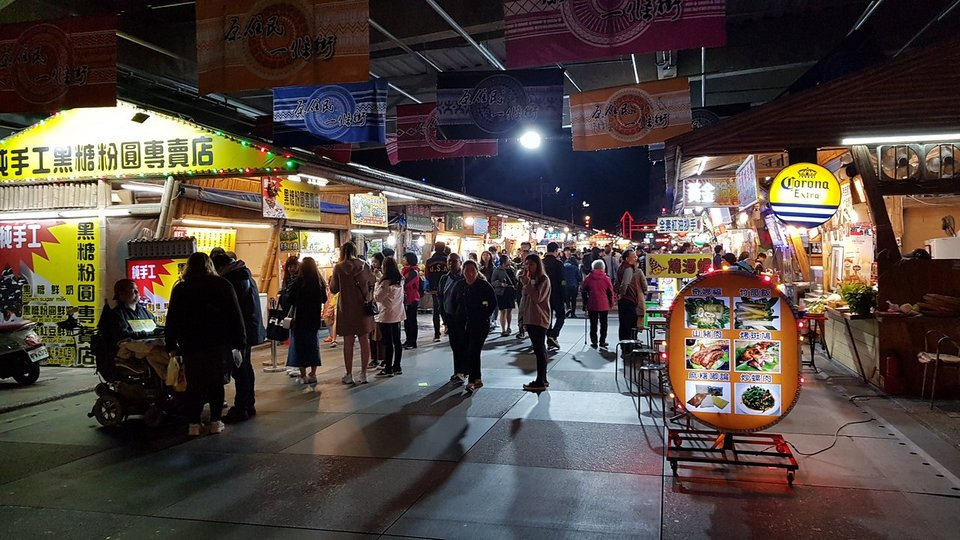 Visit Dongdamen night market