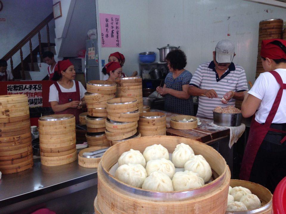 Xiaolongbao in Hualien