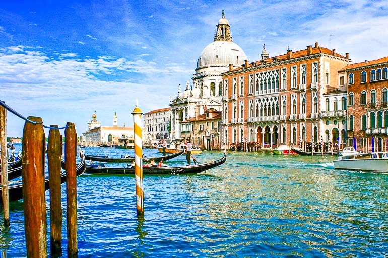 The stunning Venice city