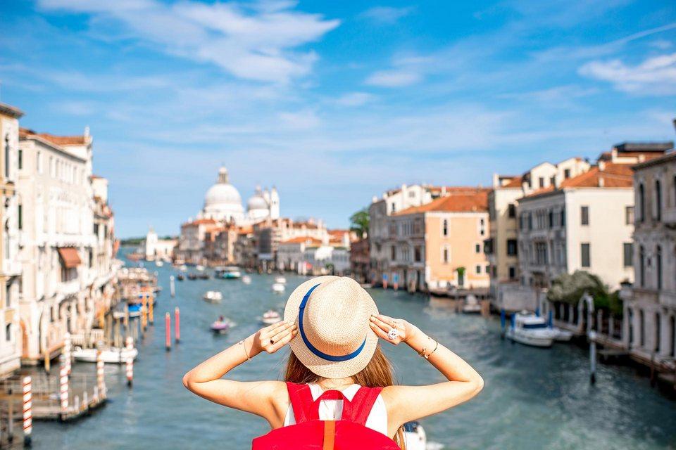 the Venice trip